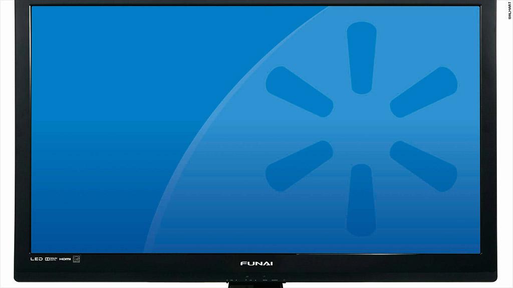 walmart black friday funani led tv