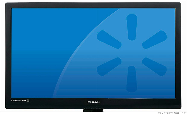 walmart black friday funani led tv