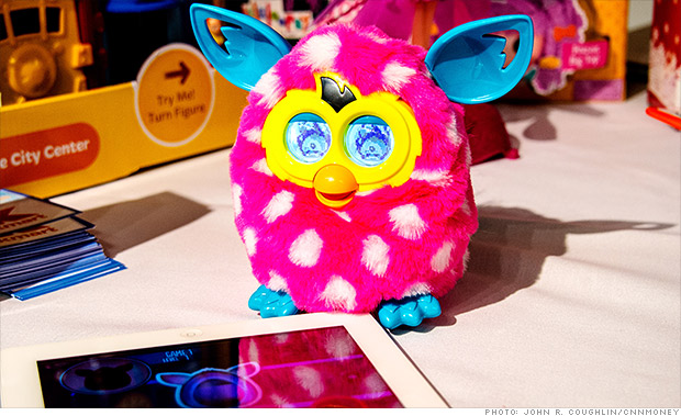 walmart black friday furby boom
