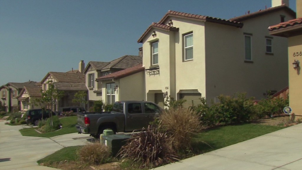 Is there a housing bubble in California?