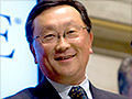 Interim BlackBerry CEO could get $87 million