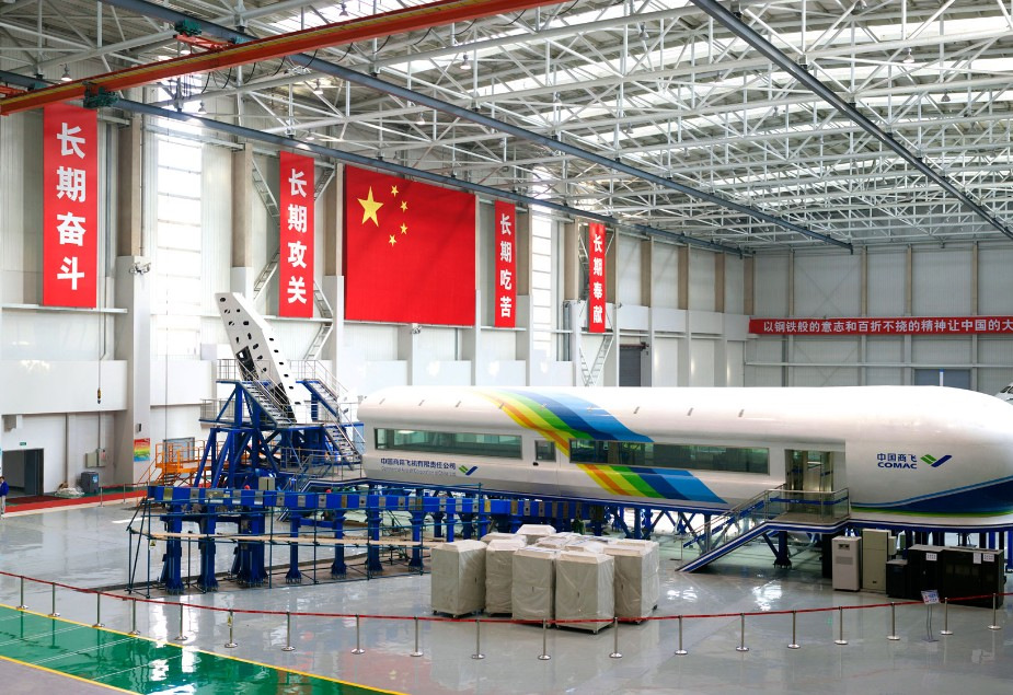 comac iron bird