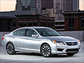 Honda Accord wins Green Car of the Year