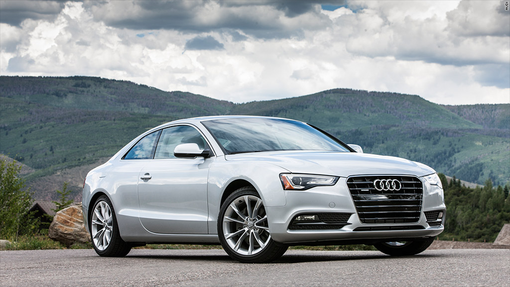 best resale value 2014 audi a5