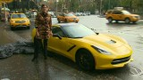 The 2014 Corvette Stingray wins big award
