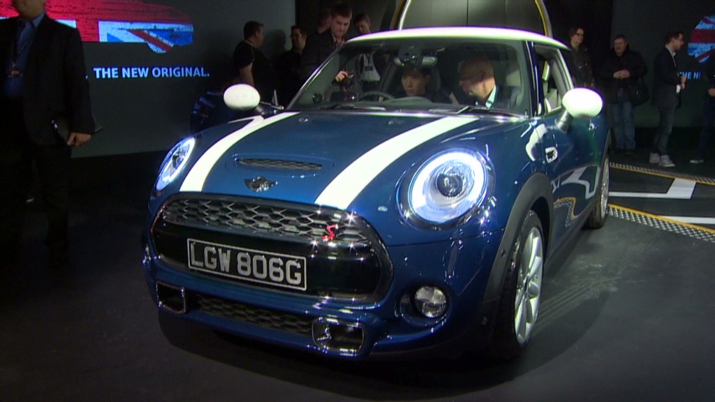 Check out the new Mini Cooper