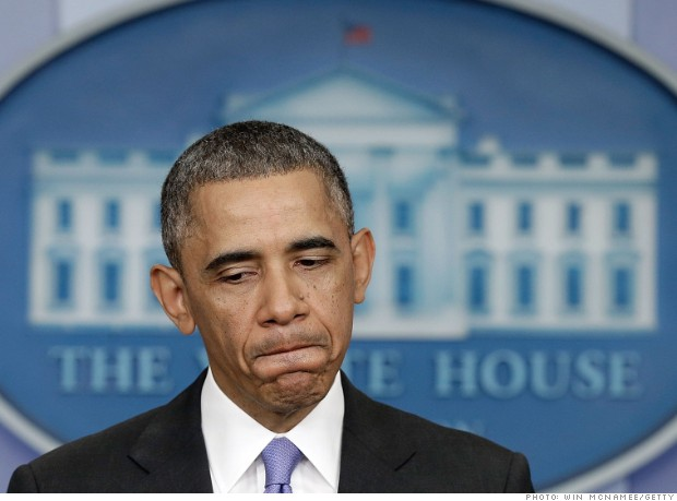 barack obama upset