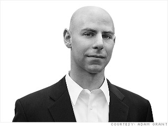 time savers adam grant