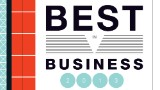 The Best in Business 2013