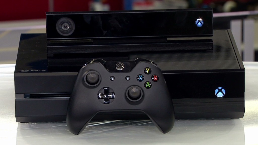 First look at the new Xbox One