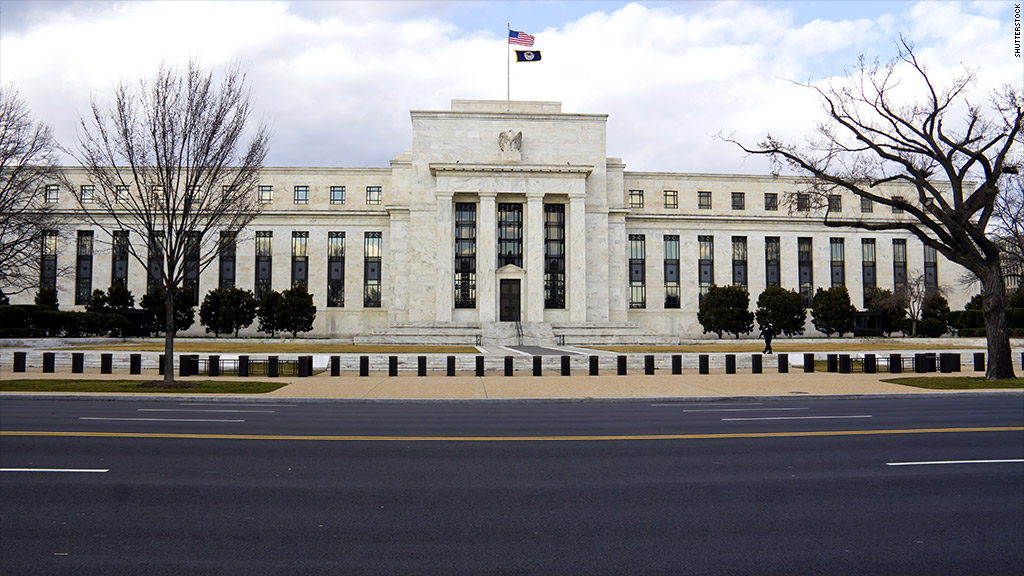federal reserve fed minutes