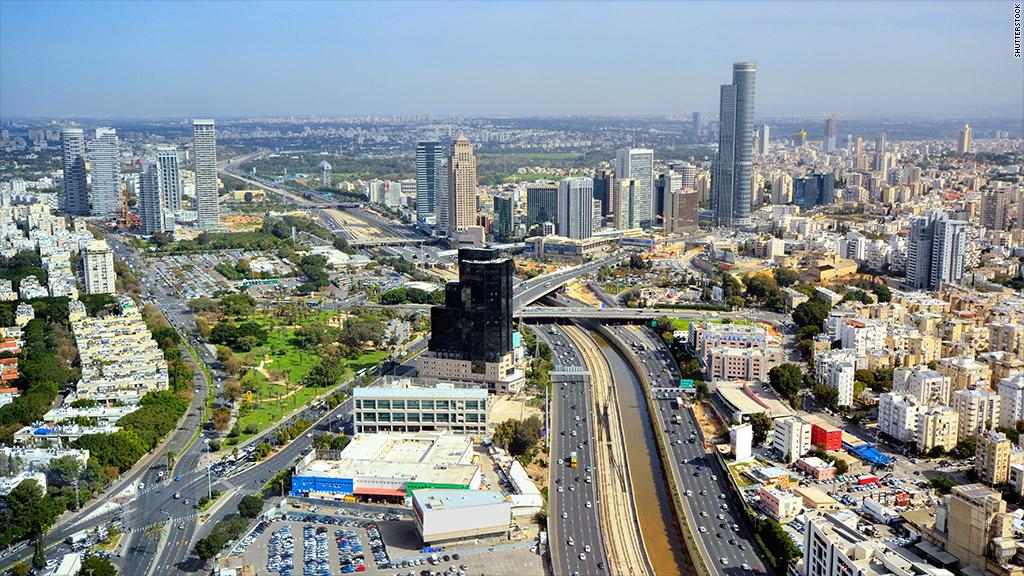 israel tech tel aviv