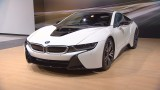 BMW i8: High-performance plug-in