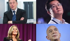 2013's top people in business