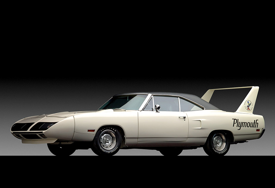 auctions 1970 plymouth roadrunner superbird