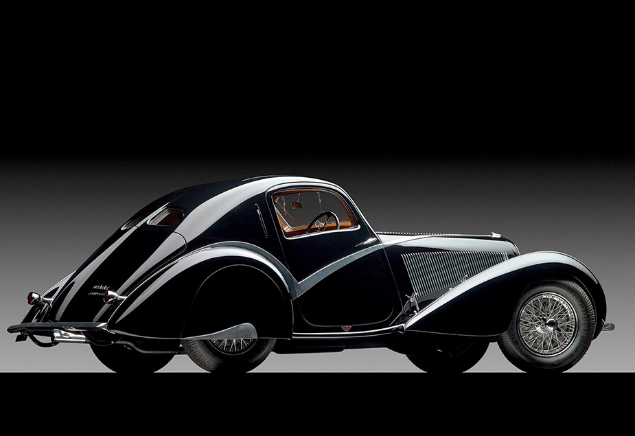 auctions 1936 delahaye type 135