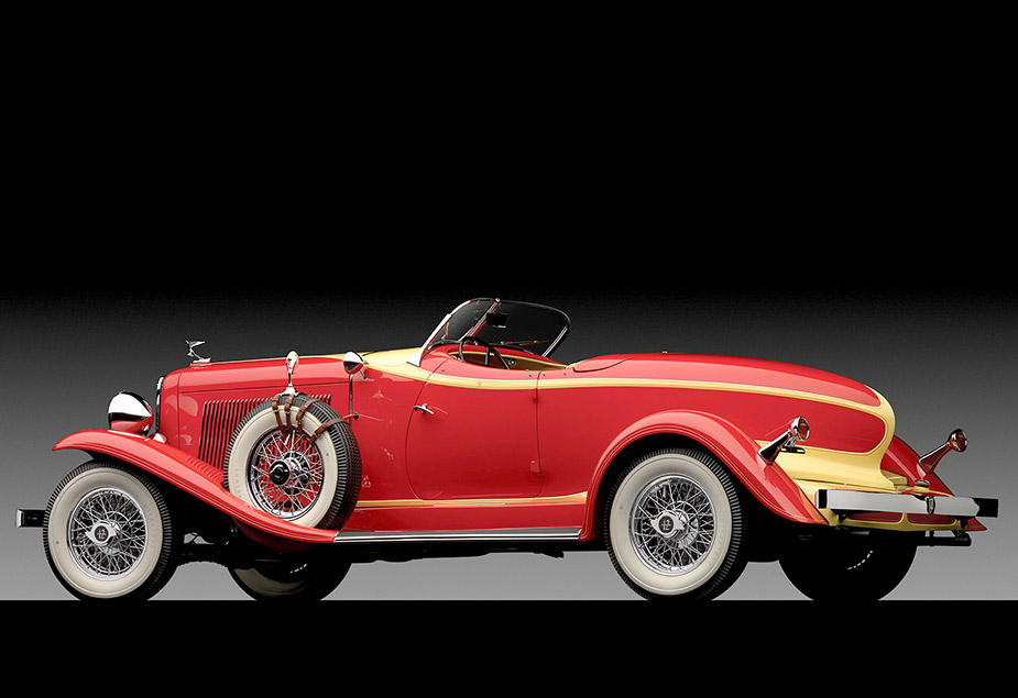 auctions 1933 auburn 12 custom speedster