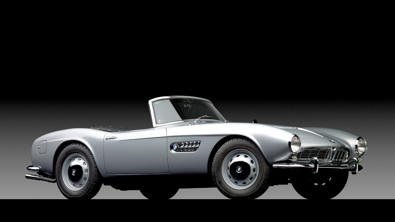 auctions 1958 bmw roadster