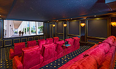 The $2 million home theater