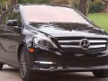 Mercedes B-Class: Roomy, peppy, sporty