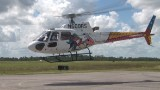 $2.6 million pop art helicopter