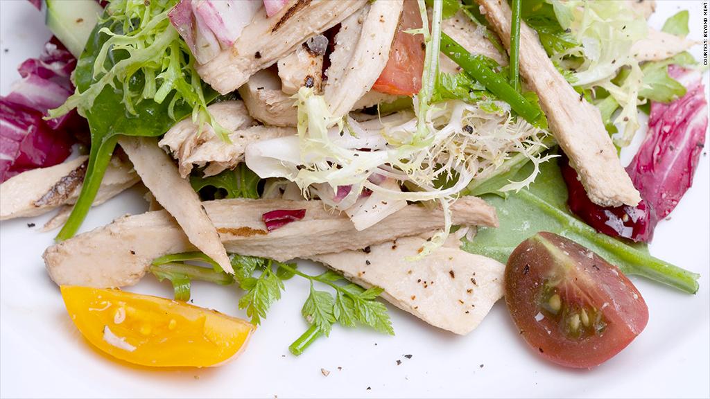 beyond meat salad