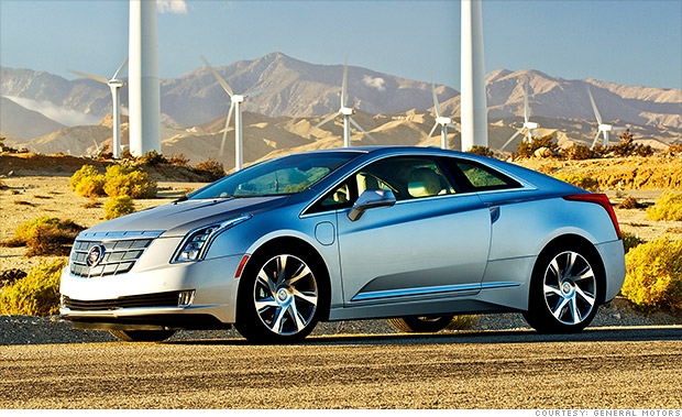 cadillac elr side 2