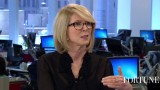 AOL's Lyne: Shift to mobile is 'staggering'