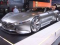 Mercedes brings its video game car to life