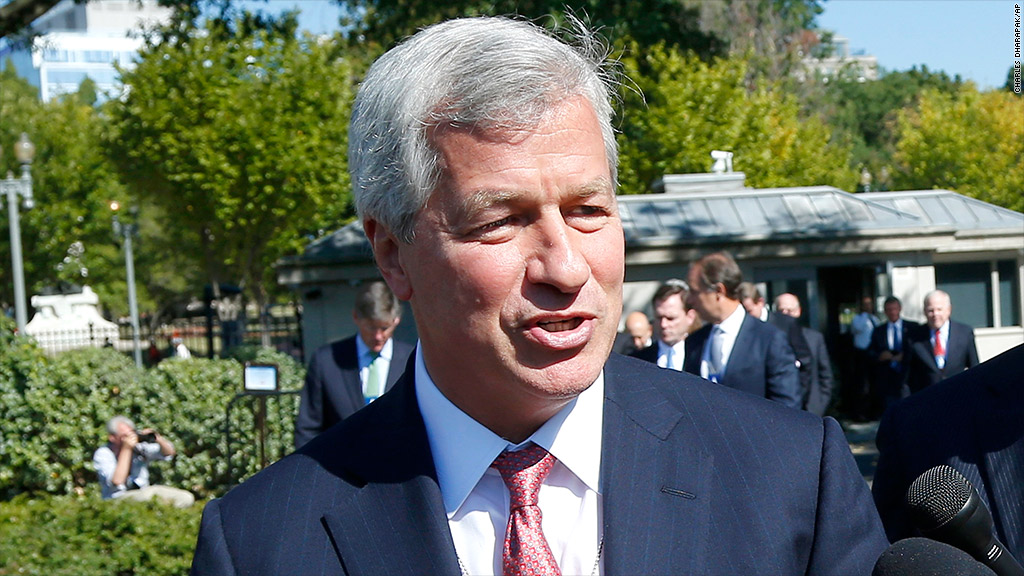 jamie dimon big banks