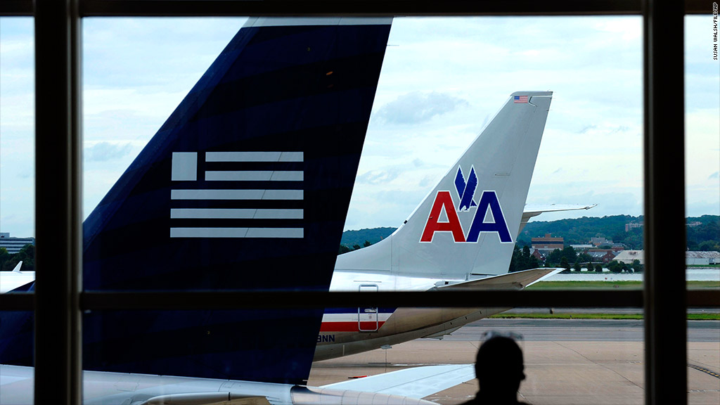 us air american airlines merger