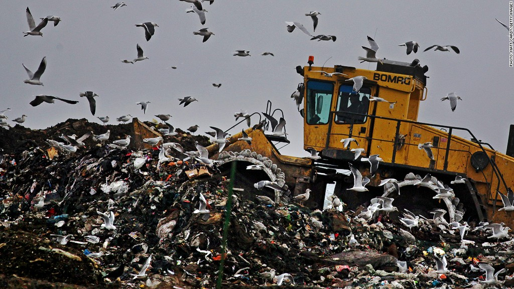 Bitcoin worth $9M buried in garbage dump