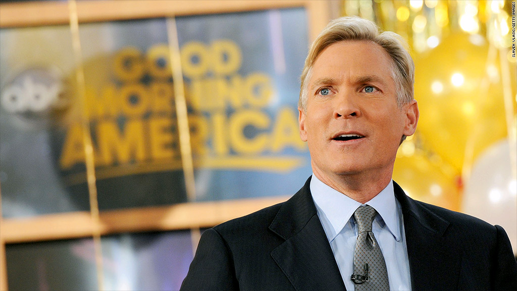 Sam Champion exits ABC for Weather Channel - Dec. 2, 2013