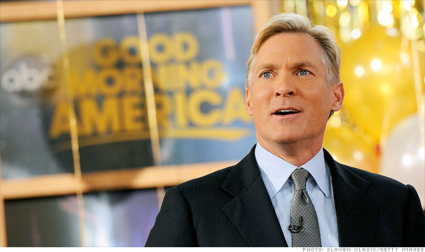 Sam Champion exits ABC for Weather Channel