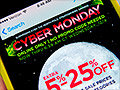 Cyber Monday sales surge 20% to record high