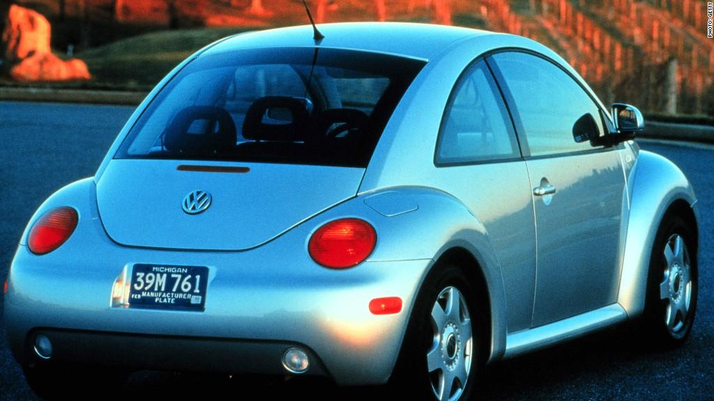 j mays new beetle