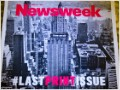 Newsweek to bring print edition back from the dead