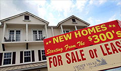New home sales surge 25% in October