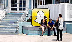 Snapchat ads closer to reality