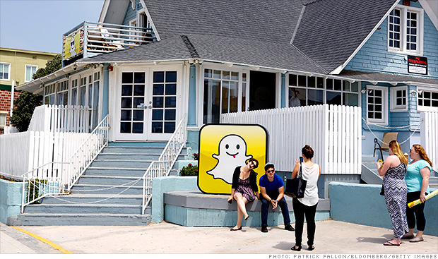 Snapchat ads closer to reality after Instagram exec hire