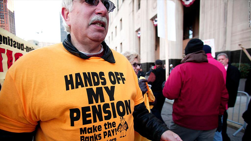 public pensions detroit