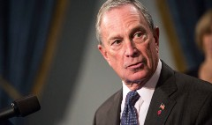 Bloomberg News reaffirms ban on writing about Mike Bloomberg