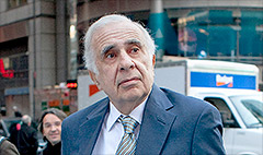 Icahn files new Apple buyback plan