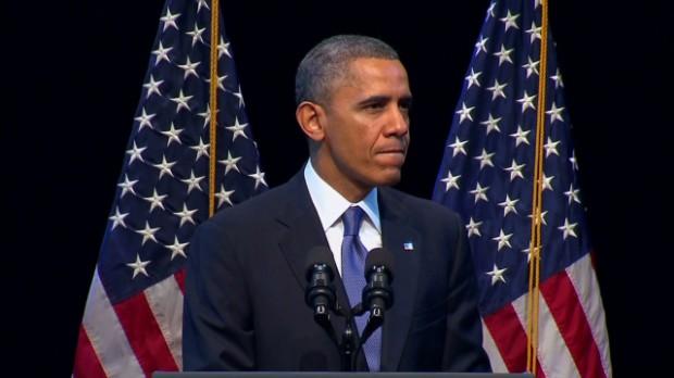 Obama on social mobility in America