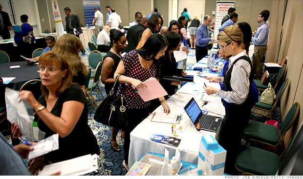 White House: Extend jobless benefits