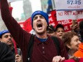 Fast-food workers: Labor movement's new lease on life
