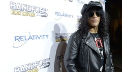 Slash gets in the (video) game