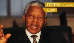 Mandela reaches out (Fortune, 1993)