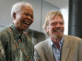 Richard Branson remembers Nelson Mandela